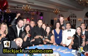 Fun at the casino tables