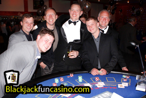 fun casino hire nottingham