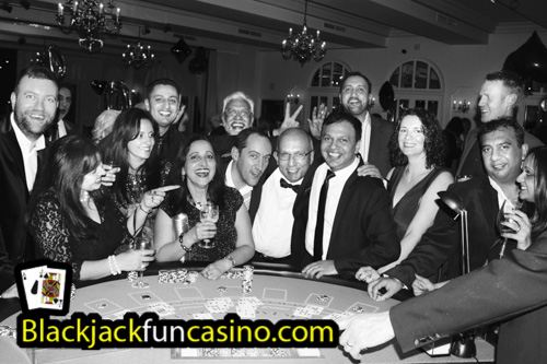 Mobile Fun Casino Hire Leicester