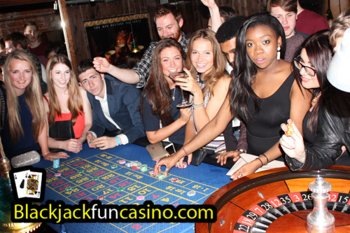 Mobile Fun Casino Hire in Leicester