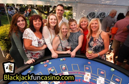 Casino Party Night At Home