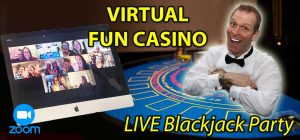 Virtual Fun Casino Party