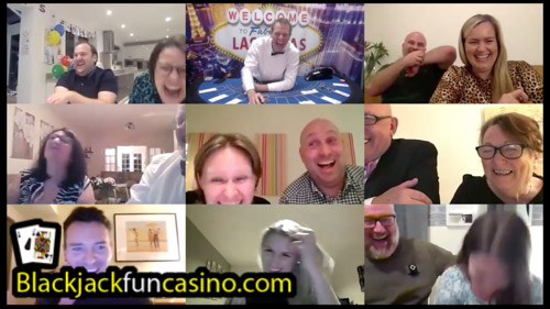 Virtual Casino Night UK