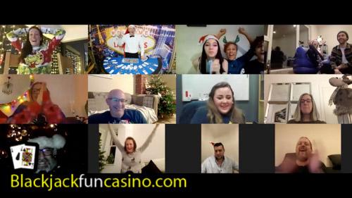 virtual team bonding event